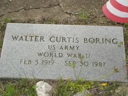 Walter Curtis Boring