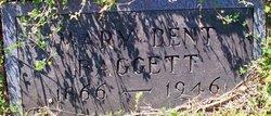 Mary Ella <i>Dent</i> Baggett