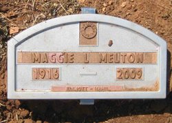Maggie Lee <i>Piland</i> Melton