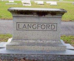 Carrie <i>Watson</i> Langford