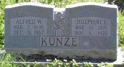 Alfred William Kunze