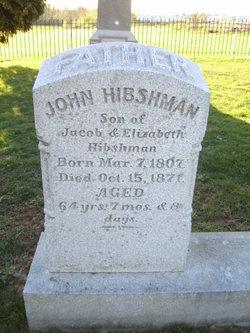 John Hibshman