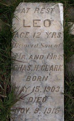 Leo Clark