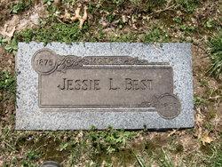 Jessie Lena <i>Reed</i> Best