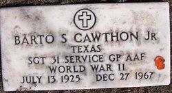 Barto S Cawthon, Jr