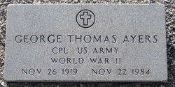 George Thomas Ayers