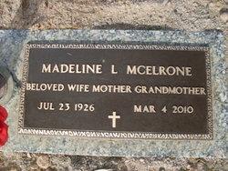 Madeline L. <i>Matern</i> McElrone