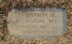 Sgt Herbert V BILL Morgan