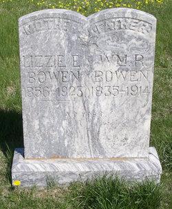 William Reese Bowen