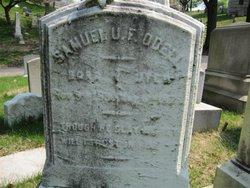 Samuel Underhill Fowler Odell