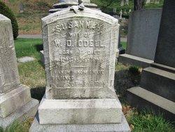 Susannah <i>Fowler</i> Odell