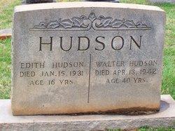 Edith Hudson