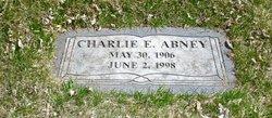 Charlie Elmer Abney