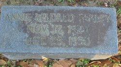 Annie Mildred Farley