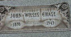 John Willis Chase