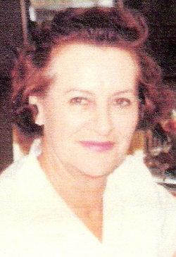 Etholine Gertrude Trudy <i>Cude</i> Adams