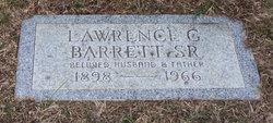 Lawrence G Barrett, Sr