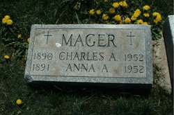Anna A Mager