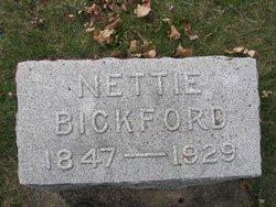 Nettie Bickford