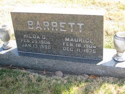 Maurice Barrett