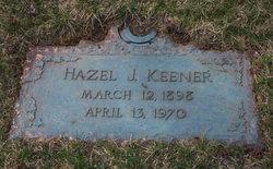 Hazel J Keener