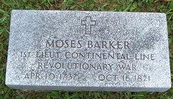 Moses Barker