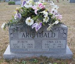 Oma Lea <i>Poor</i> Archibald