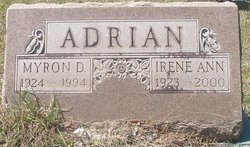 Myron Adrian
