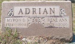 Irene Ann Adrian