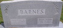 Dorothy Emaline <i>Williams</i> Barnes