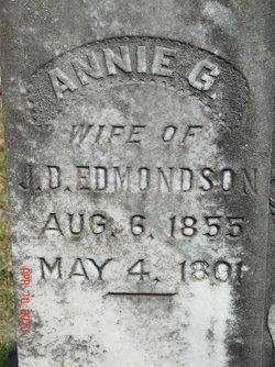 Annie G. Edmondson