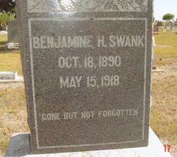 Benjamine Harrison Swank