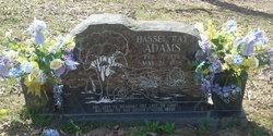 Hassel Ray Adams