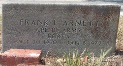 Frank L Arnett