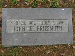 John Lee Priesmuth
