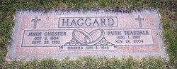 Ruth <i>Teasdale</i> Haggard