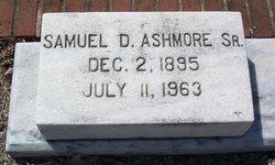 Samuel Douglas Ashmore, Sr