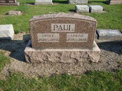 Lisette <i>Brauntmeyer</i> Paul