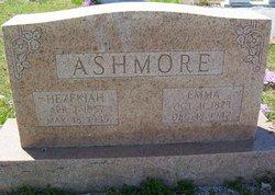 Mary Emma <i>Moble</i> Ashmore