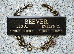 Evelyn <i>Carter</i> Beever