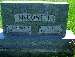 J. W. McDowell