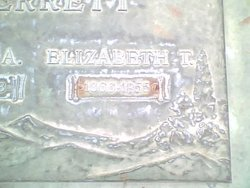 Elizabeth <i>Taylor</i> Berrett