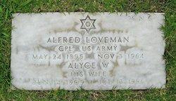 Alfred Loveman
