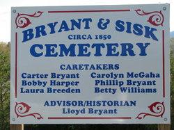 Bryant & Sisk Cemetery