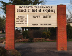 Roberts Tabernacle Cemetery