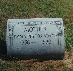 Emma Logan <i>Peyton</i> Adams