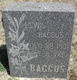 Lewis Baccus