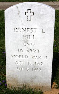 Ernest Louis Hill