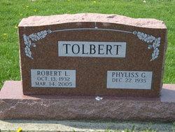 Robert Lee Roy Tolbert