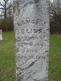 Nancy Jane <i>Harrington</i> Bliss